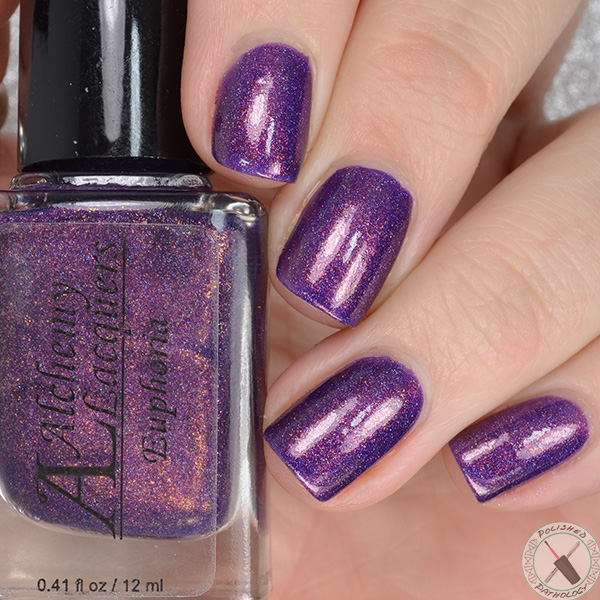 Alchemy Lacquers Alchemy in the Abstract Euphoria