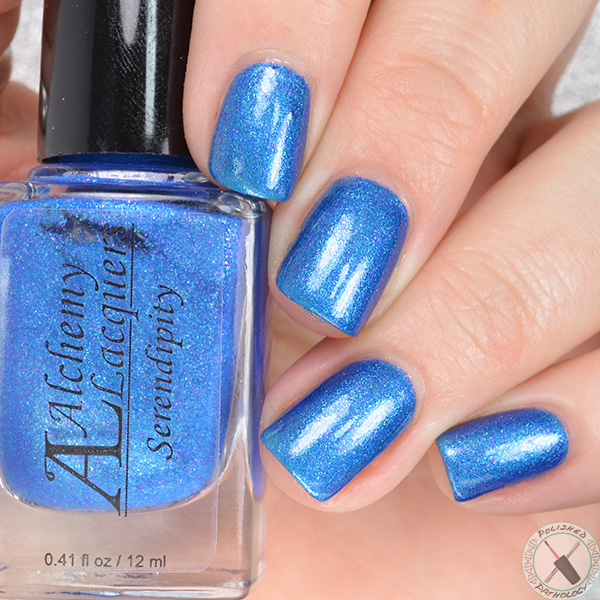 Alchemy Lacquers Alchemy in the Abstract Serendipity
