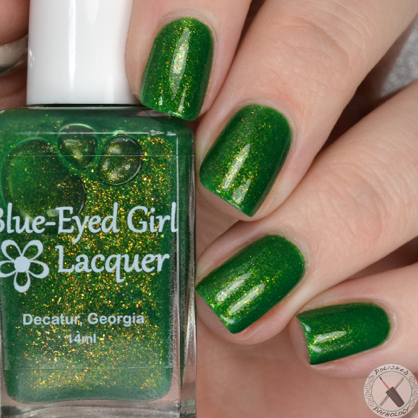 Blue Eyed Girl Lacquer Room With A View Every Moment Lasts A Day