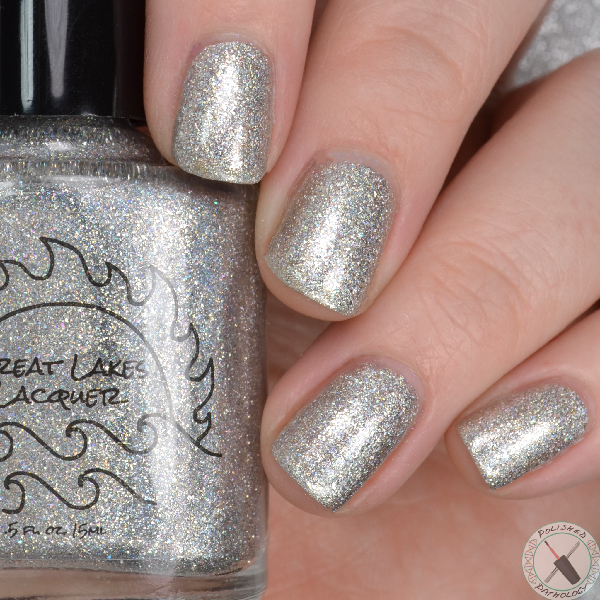 Great Lakes Lacquer Winter Survival Kit Freshly Fallen Snow