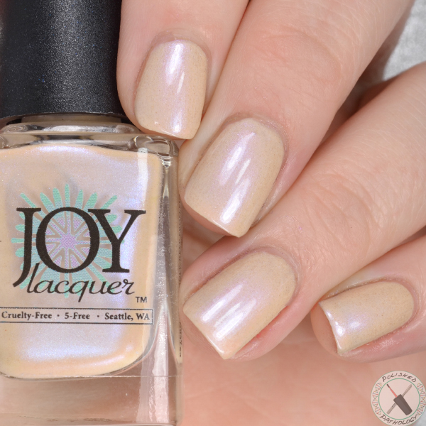 Joy Lacquer But First, Champagne