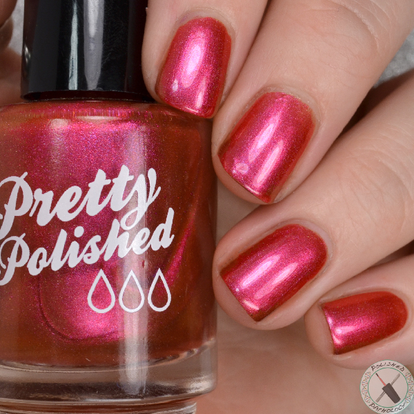 Pretty & Polished Winter 2016 Sleighing It