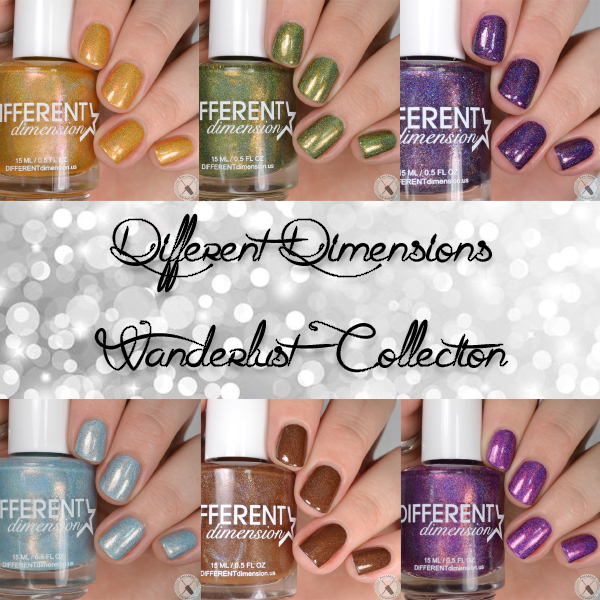 Different Dimension Wanderlust Collection