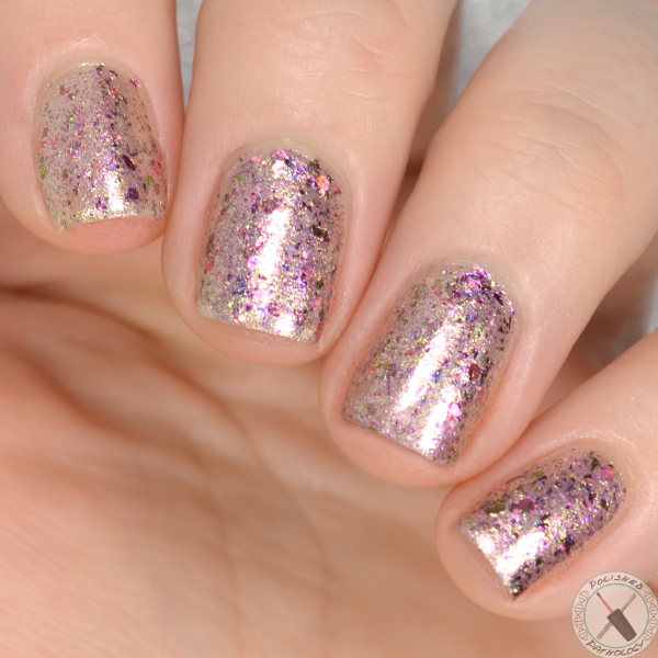 Alchemy Lacquers Valentines Day Collection Gilded Carnation