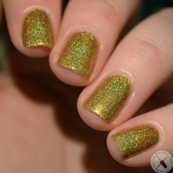 Lollipop Posse Lacquer Woman of Words Collection Courage Dear Heart