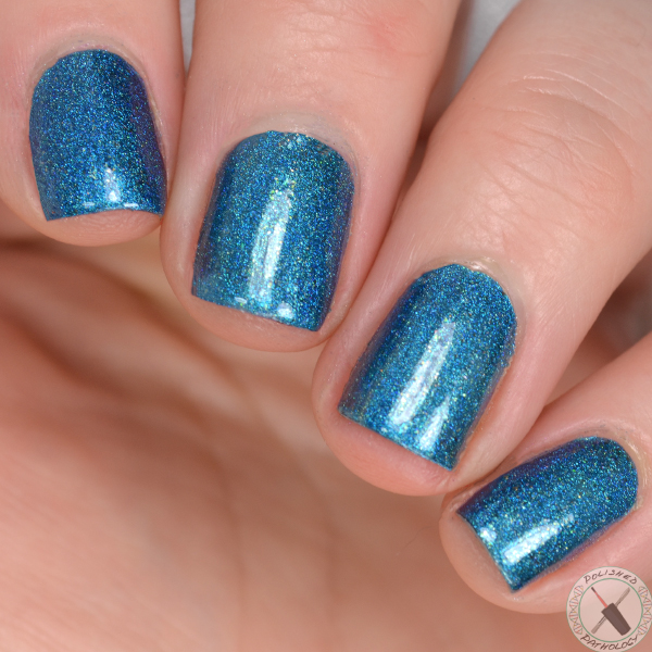 Lollipop Posse Lacquer Woman of Words Collection I Give You Your Faults
