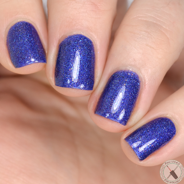 Lollipop Posse Lacquer Woman of Words Collection You Are The Gull