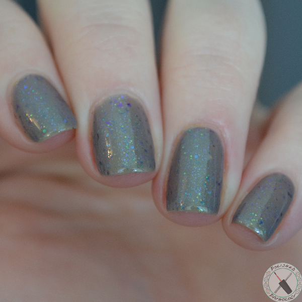 Vikings Duo Lollipop Posse Lacquer and Anchor & Heart Lacquer Clamber with a Heart of Steel
