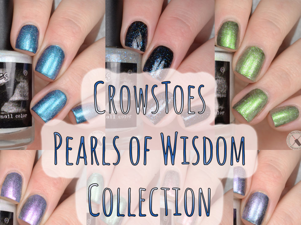 CrowsToes Pearls of Wisdom Collection