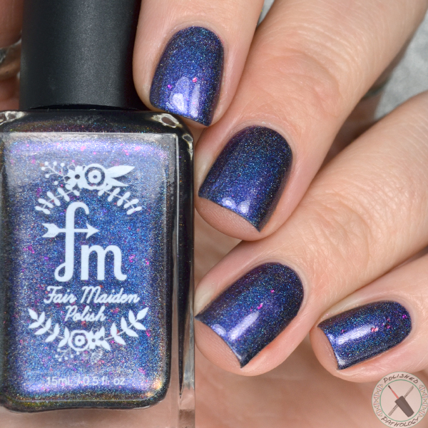Fair Maiden Polish Passion Planet