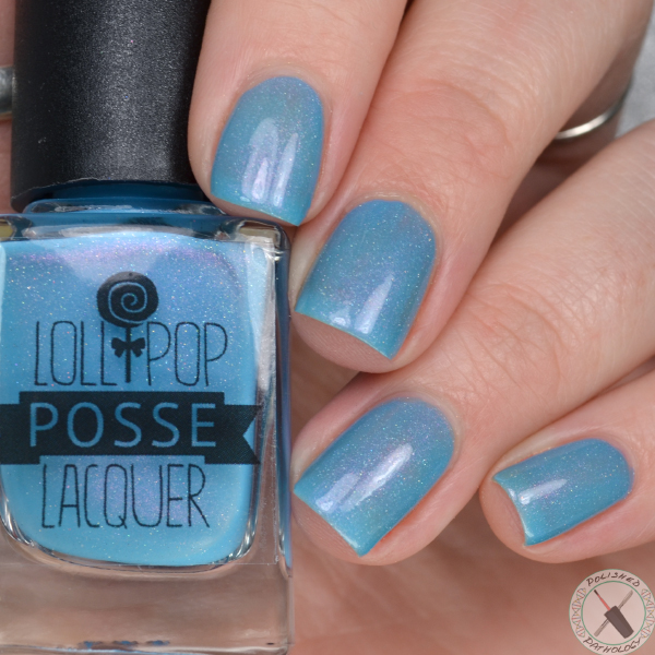 Lollipop Posse Lacquer Eight Arms to Hold You