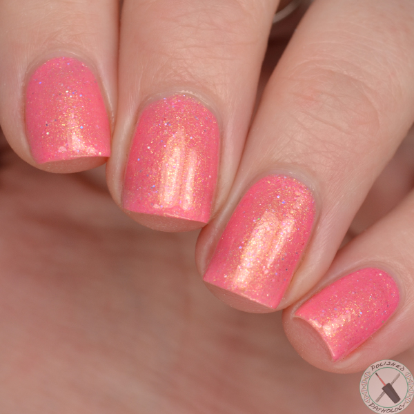 Polish M At First Blush