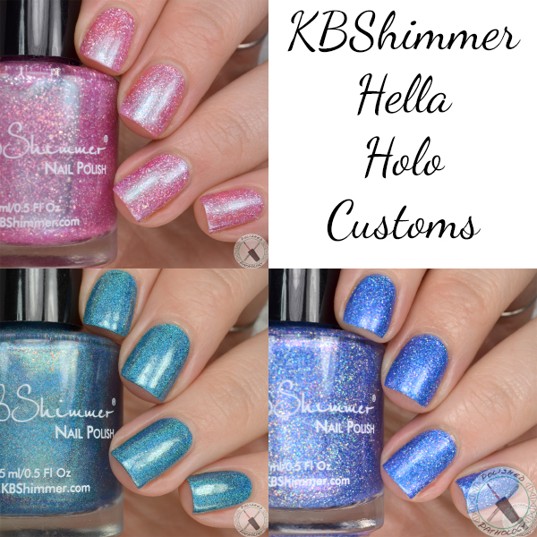 Hella Holo Customs KBShimmer