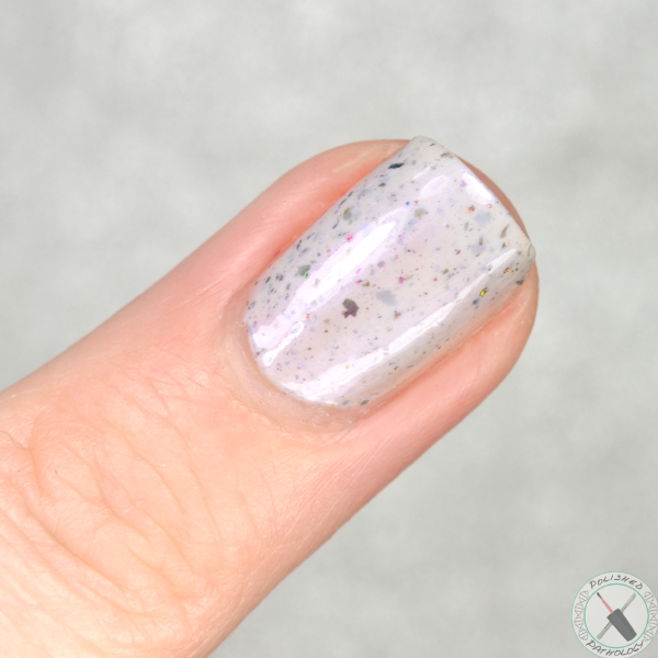 KBShimmer Fall Collaboration High Rise To The Occasion