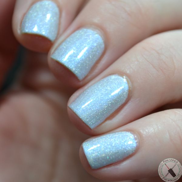 KBShimmer Holo-Day Collection Up To Snow Good