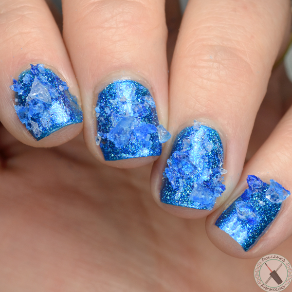 February Polish Pick Up KBShimmer Rock This Way